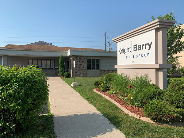 Knight-Barry Title Services - Port Washington, WI
