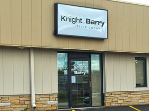 Knight-Barry Title Services - Merrill, WI