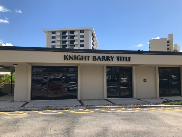 Knight-Barry Title Services - North Palm Beach, FL