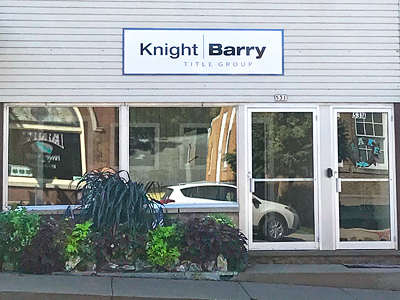 Knight-Barry Title Services - Green Lake, WI