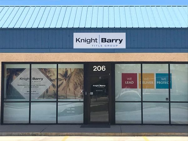 Knight-Barry Title Services - St. Augustine, FL