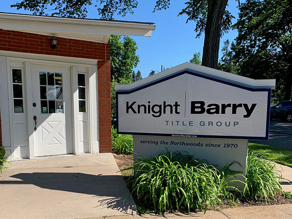 Knight-Barry Title Services - Rhinelander, WI