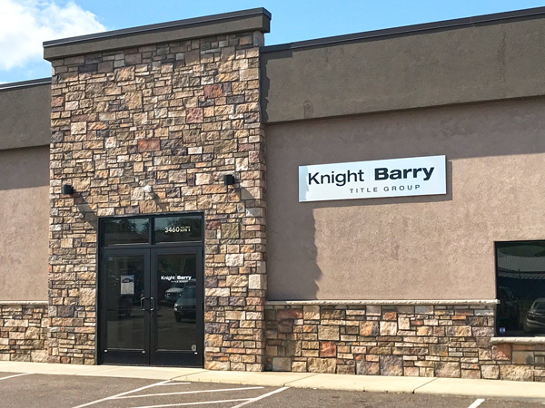 Knight-Barry Title Services - Eau Claire, WI