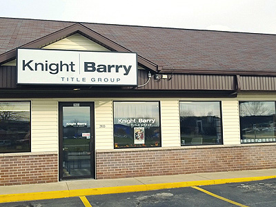 Knight-Barry Title Services - Portage, WI