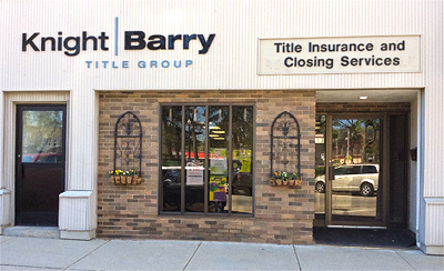 Knight-Barry Title Services - Baraboo, WI