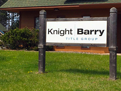 Knight-Barry Title Services - Spooner, WI