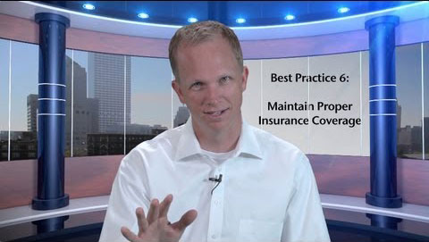 Part 6: Proper Insurance Coverage | Title Insurance Best Practices 2013