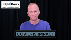 COVID-19 Impact - Workflow Update for Our Customers